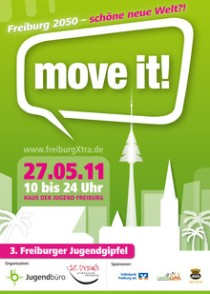 Move it! Jugendgipfel 2011